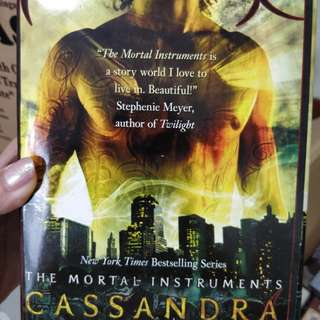 The Mortal Instruments: City of Bones/ City of Ashes/ City of Glass
