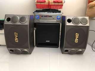 BMB Hi-end karaoke system