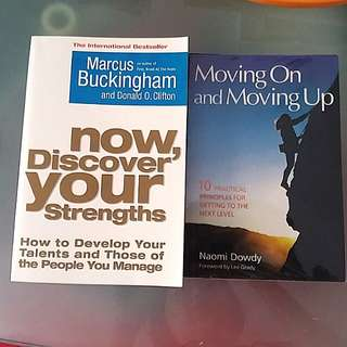 2 Discover Your strengths & Moving On & Moving Up