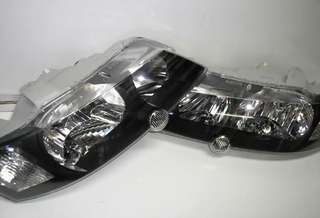 Holden commodore vy ss headlights pair new