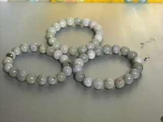 紫羅蘭細玉珠手串(每條)