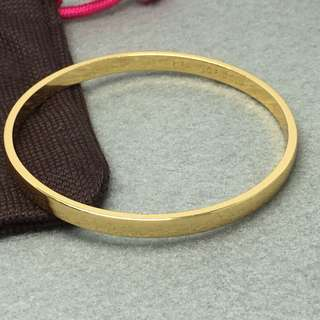Kate Spade New York Sample Bangle 金色手鈪 直徑6.5 cm
