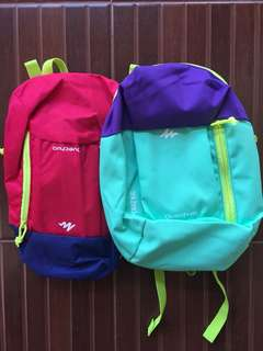Backpack QUECHUA (decathlon) for Kid or Sport