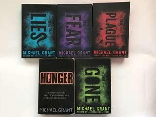 Michael Grant Books