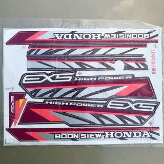 Ex5 High Power Sticker