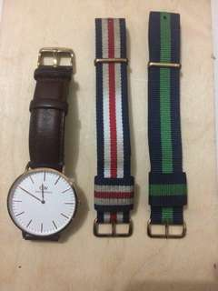 Daniel wellington men 40mm original