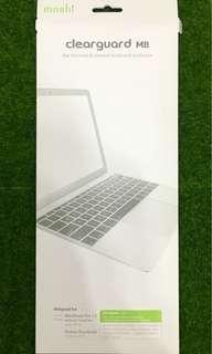 🚚 moshi clearguard MacBook鍵盤保護膜⌨️
