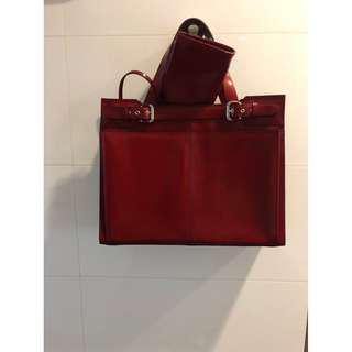Bargain Price : Franklin Covey Business Handbag