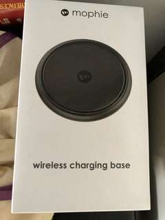 Wireless charging Mophie