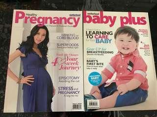 Preganancy n baby guide by Motherhood