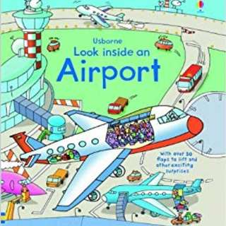 Airport (Hard Cover, Free Delivery)