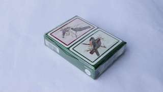 Song Birds Playing Cards Collection. Made In Austria