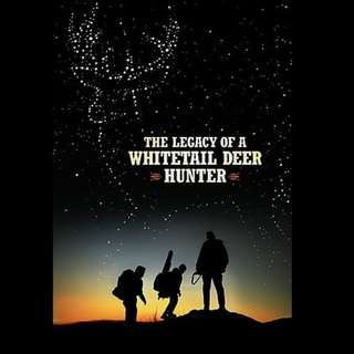[Rent-A-Movie] THE LEGACY OF A WHITETAIL DEER HUNTER (2018)