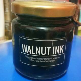 The Craft Central Walnut Ink