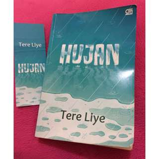 NOVEL HUJAN (Tere Liye)