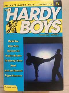 Hardy Boys Ultimate Collection Boxset #2 - Volumes 9-16
