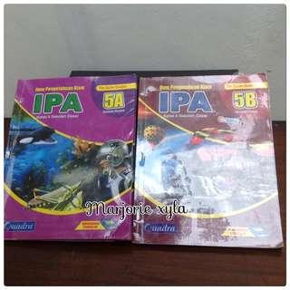 Free Gifts Buku IPA - kelas 5 SD