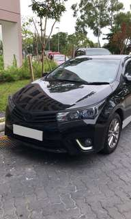 Toyota Altis DRL