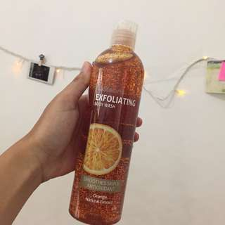 Watsons Exfoliating Body Wash