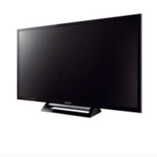 """Sony 40"""" LED TV(spoilt)"""