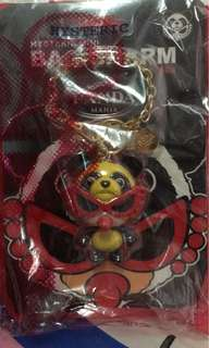HYSTERIC MINI bag charm