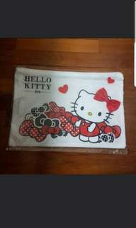 In Stock Hello Kitty A4 Sized Folder Document Bag