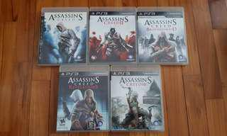 Assassin's Creed Collection (PS3) (Used)
