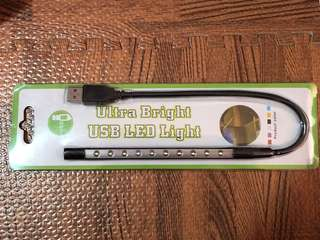 Ultra Bright USB LED Light