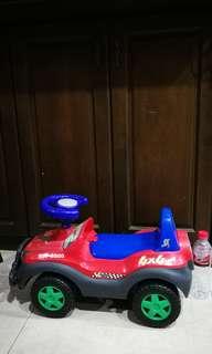 Push toy car