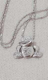 Little Frog Necklace
