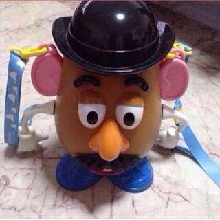 Mister Potato Popcorn Bucket From Tokyo Disneysea