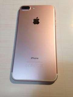 iPhone 7 plus 128gb rose gold have sim lock