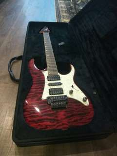 Ibanez RG950 QM Premium Electric Guitar