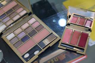 Estee Lauder Eyeshadow and Lipgloss