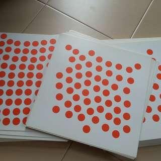 Glenn Doman Maths Flash cards