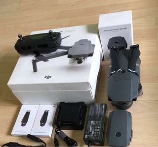 Mavic Pro Remote selling less than 1/2 price (Like New)