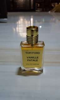 Vanille Fatale TomFord