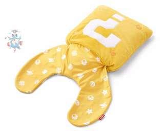 [預訂]  🇯🇵Super Mario 兩用頸枕咕𠱸