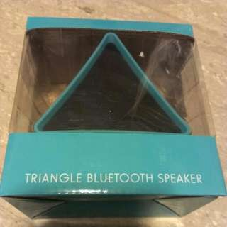 1W Triangle Bluetooth Speaker