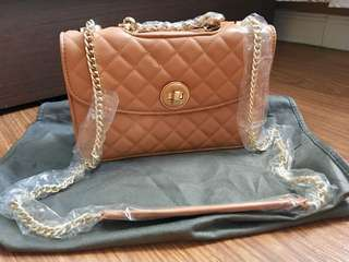 ‼️REPRICED‼️ Charles and keith chain bag