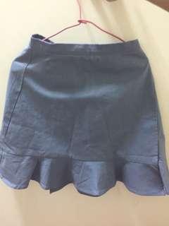 🚚 Pazzo水藍色魚尾褲裙