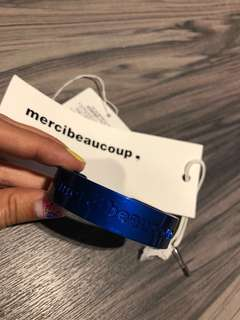 Mercibeaucoup 手鈪 全新