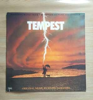 Tempest Movie Soundtracks ( Vinyl Record )