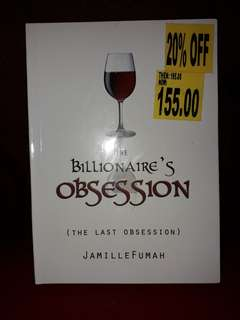 The Billionaire's Obsession: The Last Obsession