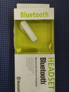 🚚 Bluetooth Headset