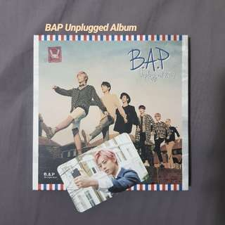 BAP Unplugged Album