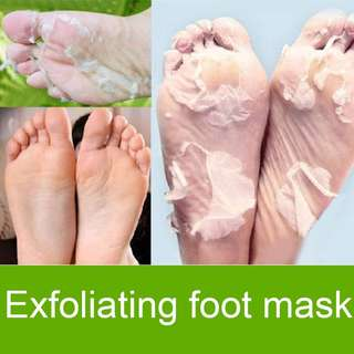 FREE NM foot peeling mask