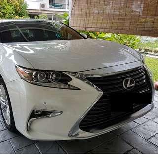 Lexus ES250 2.5 Auto Executive