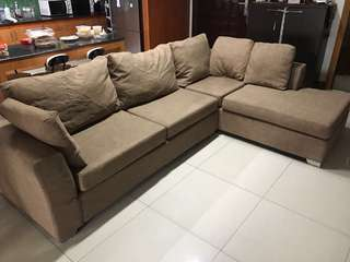 L-Type Sala set