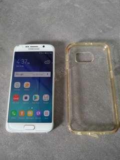CHEAP Used Samsung S6 32GB Korea Set LTE Mobile Smartphone
